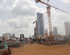 Không phát triển dự án nhà ở cao tầng ở trung tâm TPHCM
