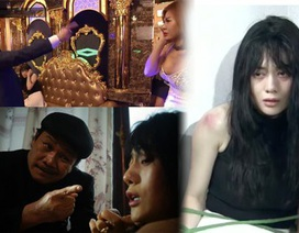 Lạm dụng cảnh sex và bạo lực: Phim Việt bị xử phạt, cấm chiếu