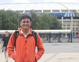 Ký sự World Cup: Luzhniki - Niềm tự hào của nước Nga