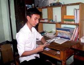 Nam sinh giành 9,75 điểm Văn muốn trở thành thầy giáo dạy tiếng Anh