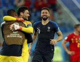 """3 """"chìa khóa vàng"""" giúp đội tuyển Pháp đánh bại Bỉ"""