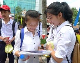 Nhiều thí sinh miền Tây đạt điểm 10 môn GDCD