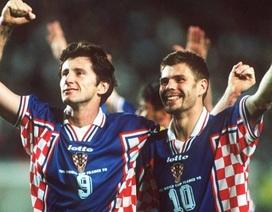 Tuyển Croatia gây tiếng vang tại World Cup 1998 như thế nào?
