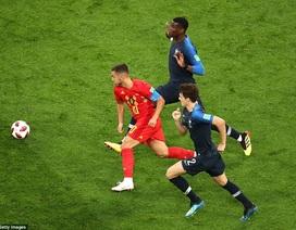"""Bình luận viên Quang Huy: """"Bỉ thua nhưng họ vẫn là đội bóng lớn"""""""