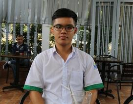 Nam sinh đạt điểm 10 duy nhất của tỉnh Đắk Nông với môn tiếng Anh