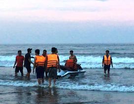Vụ 4 người đuối nước được cứu sống: Tìm thấy thi thể người thứ 5