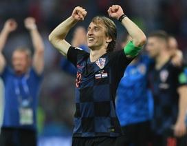 Vì sao Luka Modric không được yêu mến ở Croatia?