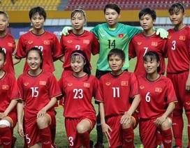 Tuyển nữ Việt Nam thua Australia, tranh hạng ba với Myanmar