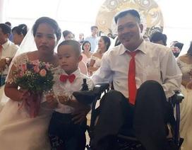 Cô gái Thủ đô trốn nhà vào Thanh Hóa lấy người chồng ngồi xe lăn