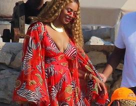 Beyonce bị nghi có bầu