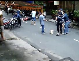 Kinh hoàng băng nhóm gây ra 7 vụ cướp trong vài tiếng