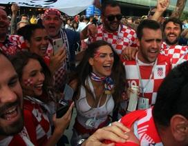 Ký sự World Cup: CĐV Croatia từ tận cùng đau khổ đến tột đỉnh niềm vui