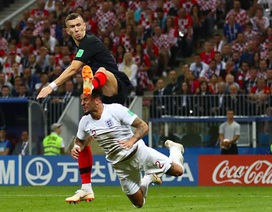 Đội tuyển Anh chịu bàn thua oan uổng trước Croatia?