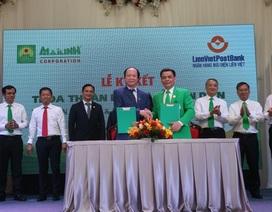 LienVietPostBank ký kết thỏa thuận hợp tác toàn diện với Tập đoàn Mai Linh