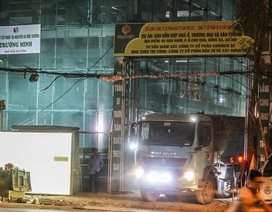 Bị bí mật theo dõi, CSGT Hà Nội khó xử lý xe quá tải chạy trong giờ cấm?