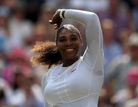 Wimbledon: Serena Williams và Angelique Kerber vào chung kết