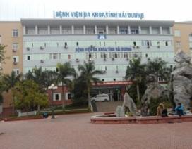 Bệnh viện Đa khoa tỉnh Hải Dương bị phạt 200 triệu đồng vì xả thải trái phép