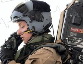 Công chúa hoàng gia trở thành phi công máy bay chiến đấu đầu tiên của Bahrain