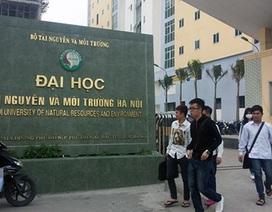 Trường Đại học Tài nguyên và Môi trường Hà Nội bổ sung 3 ngành học mới và đào tạo tại phân hiệu Thanh Hóa