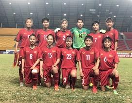 Tuyển nữ Việt Nam hạ Myanmar 3-0, giành HCĐ giải Đông Nam Á