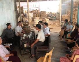 """Hà Nam: Xưởng sản xuất đồ gỗ điêu đứng vì quyết định """"mập mờ"""" của UBND xã?"""
