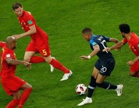 Mbappe châm chọc cổ động viên Anh sau trận thua Croatia
