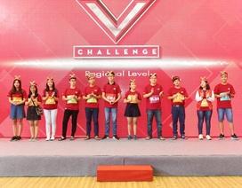 Đấu trường V-Challenge: Hơn 900 thí sinh cùng thi đối kháng