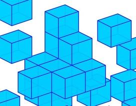 Toán tương tác: Đáp án bài toán đếm khối lập phương