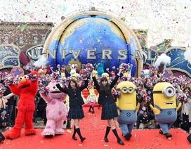 """Đến Nhật Bản, đừng quên ghé qua """"thế giới Hollywood thu nhỏ"""""""