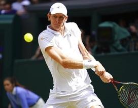 """Wimbledon: Anderson """"đua marathon"""" vào chung kết, chờ Djokovic hoặc Nadal"""