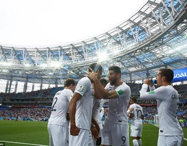 """Quốc Vượng: """"Pháp sẽ vô địch World Cup 2018"""""""