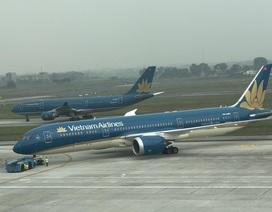 Cục Hàng không đề nghị không tăng giá vé máy bay trong năm 2018