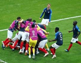 Chặng đường vào chung kết World Cup 2018 của Pháp