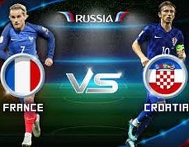 """Bình luận viên Quang Huy """"đặt cửa"""" Croatia vô địch World Cup 2018"""