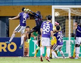 Nam Định suýt tạo địa chấn trước Hà Nội FC
