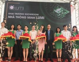 """Khai trương showroom Nhà thông minh, Lumi """"khoe"""" sản phẩm tích hợp AI"""