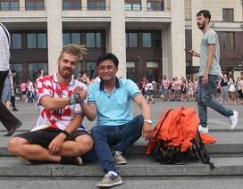 Ghi nhanh từ Moscow: CĐV Croatia khẳng định đội nhà thắng Pháp 4-0