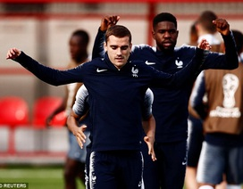 Pháp và Croatia hừng hực lửa chiến trước chung kết World Cup 2018
