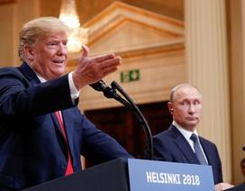 Tổng thống Trump: Nga không có lý do để can thiệp bầu cử Mỹ