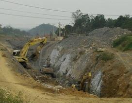 Đề nghị xử lý Công ty Sông Đà 25 vì liên tục chậm tiến độ dự án