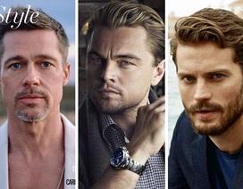 Những ngôi sao nam quyến rũ hơn nhờ để râu