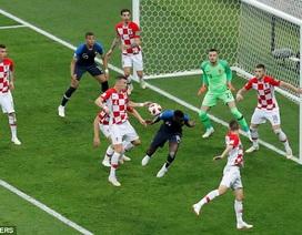 Croatia chịu thua oan 2 bàn ở trận chung kết World Cup 2018?