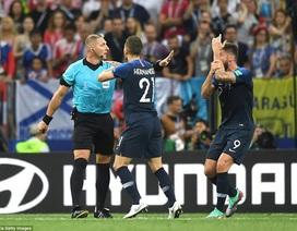 """HLV Croatia: """"Trọng tài không nên thổi phạt đền"""""""