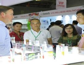 Sắp diễn ra triển lãm làm đẹp quy mô quốc tế tại Việt Nam
