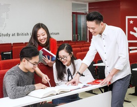 Hiện thực hóa giấc mơ du học Anh quốc cùng Đại học Anh Quốc Việt Nam