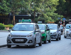 Hiệp hội taxi 3 miền đề xuất dừng thí điểm Grab, chờ nghị định mới