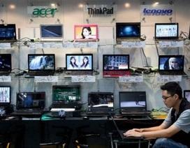Lần đầu tiên sau 6 năm, thị trường máy tính bất ngờ tăng trưởng trở lại