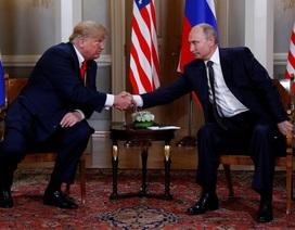 Tổng thống Trump muốn gặp thượng đỉnh lần 2 với Tổng thống Putin