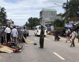 Truy tìm tài xế gây tai nạn chết người rồi bỏ chạy