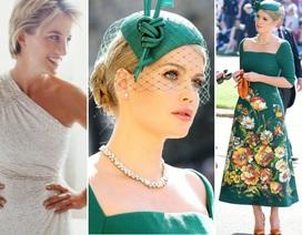 Cháu gái công nương Diana ngày càng nổi tiếng vì xinh đẹp và phong cách